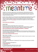 Happy Christmas from all at Meantime IT